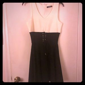 XOXO DRESS WORN ONE TIME